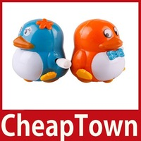 CheapTown Hot Lovely Funny Clockwork Wind Up Toys Walk Penguins Party Favorite Kids Baby Save up to 50%