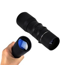 Promotion 16x40 Zoom In 66M/8000M Field Monocular Telescope Sports Hunting Concert Spotting Scope Dropshipping b11 1806(China (Mainland))