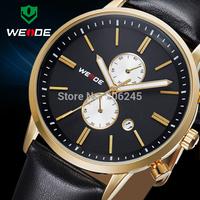 New Fashion Luxury Brand Men Business Watch Leather Strap Wristwatch Military Watches Male Sport Quartz Watch MN4933