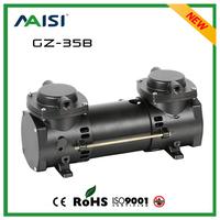 (GZ-35B) 12V /24V (DC) 70L/MIN  160W oil free diaphragm vacuum pump