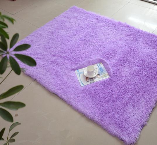 Rug Non Slip Carpet Bedroom Sitting Room Area Rugs Girl Purple Carpets  Rugs  For Girls. Bedroom Rugs For Girls