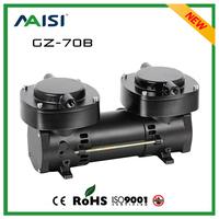 (GZ-70B) 12V /24V (DC) 136L/MIN 160W medical vacuum pump