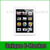 10 Pc/lot Ultra Slim Crystal Clear HD LCD Screen Protector Film Guard Shield For For Apple iPad 2 iPad 3 iPad 4