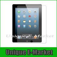 5 Pc/lot Slim Crystal Clear HD LCD Screen Protector Film Guard Shield For For Apple iPad 2 iPad 3 iPad 4