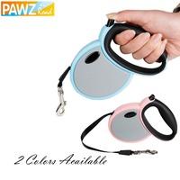 Free shipping Dog lead leash Pet leash auto leash Retractable leash for pet 3M 2 Color High quailty