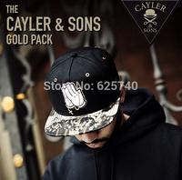 Cayler&Sons Snapback men women hats hip hop caps baseball snapbacks hiphop rock hat free shipping  headgear