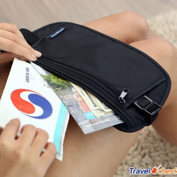 Black Travel Check Men Messenger Bags Travel Bag Pouch Waist Bag New Khaki Outdoor Fun & Sports Free Shipping Wholesale(China (Mainland))