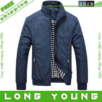 Man spring 2014 casual jacket  men's waterproof jacket  Breathable Quick Dry BLACK jacket men sports suit with 3 color