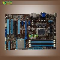 free shipping 90% new for ASUS P8Z77-V LX Desktop motherboard INTEL Z77 Socket 1155 DDR3 32G ATX on sale