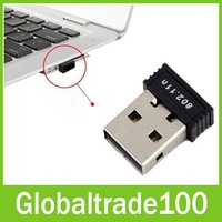 150M Wireless MINI USB Wifi Adapter Network Card Adapters High Speed 802.11 n/g/b Free DHL Shipping