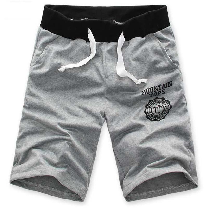 New 2014 Summer Cheap shorts Korean Loose Men's Sport Basketball Football Brand Short Men Bermuda Beach Shorts Half Trousers(China (Mainland))