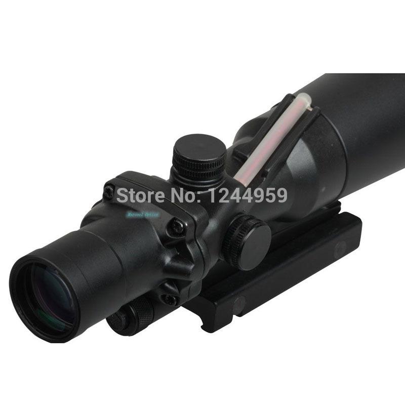 Aliexpress.com : Buy Trijicon ACOG Type 5.5X50 Red Illuminated ...
