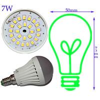 10pcs Hot sale High brightness LED Bulb Lamp E14 3W 4W 5W 6W 7W 10W 2835SMD AC220V 230V 240V Cold white/warm white Free shipping