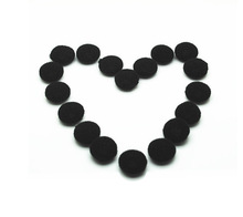1000 Pairs Black Foam Cover Ear Pads Cushion for Sony iPod MP3 Earbud Earphones