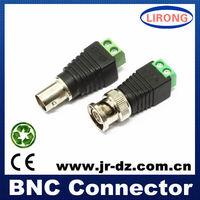 High Quality DC/RCA BNC Female/male Connector