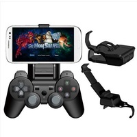New 2014 Hot selling Gamepad bracket for Android phone Gameklip game klip game stand bracket for Cellphones free shipping