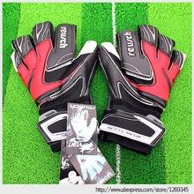 Full Finger  Latex plam Brand Professional Brazilian Original Reusch  Soccer/Football Goalkeeper Gloves  GraspGrasp good(China (Mainland))