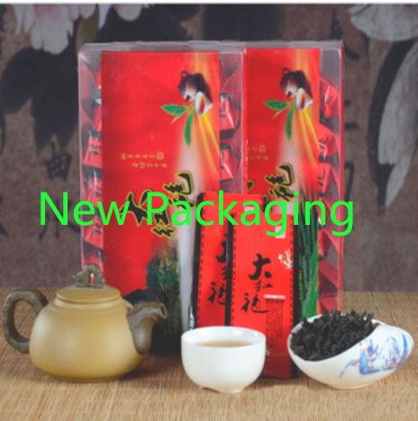 da hong pao oolong tea top grade125g foot fire Wuyishan Big Red Robe original gift China healthy care dahongpao Oolong tea(China (Mainland))