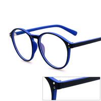 2014 new brand desig eye glasses optical glasses brand glasses eyeglasses Round frame optical frames full frame Myopia eyewear