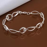 Free Shipping Wholesale Fashion Jewelry Bracelets, 925 Sterling silver Bracelets \u0026 bangle. 925 sterling silver jewelry H325