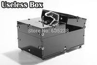 Useless Box Kit Black and Fully Assembled