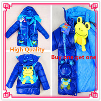 High Quality!Free shipping baby outerwear,childrens outerwear & coat,boys winter wadded jacket,boys hoodies,down & parkas