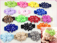 50PCS/LOT children accessories,2014 new hair bands, hair accessories