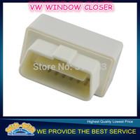 Free Shipping VW auto Car Window Closer Device OBD Canbus Plug&Play Folding Mirror Module Car Power Window Closer for VW B7 CC