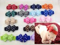 50pcs/lot,fashion headband for children ,headband kids,headband bow
