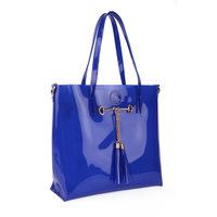 [YF014]New 2014 in the summer of  silicone jelly bag shoulder portable aslant lash bag,women handbags,women leather handbags