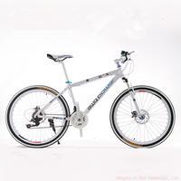 Downhill mountain bike 24 inch bicycle bikes for men bicicleta mountain bike fixed gear mondraker aerofolio Black White
