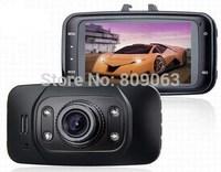 "GS8000L Car DVR Full HD 1080P Dash Cam 140 degrees wide Angle 2.7"" G-Sensor Vehicle Camera Video Recorder Car Black Box DVR"