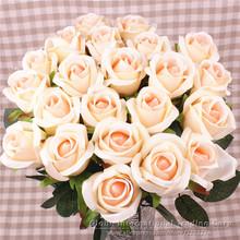 popular artificial flowers rose