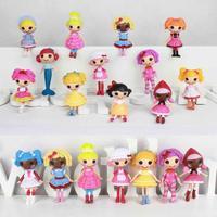 2014 Frozen bonecas bebe reborn kids Doll hot plastic rag mini MGA Lalaloopsy Doll girls Fantasy Educational toy for boy & girl