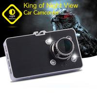 Night Vision Car Dash Car Camera 2.7inch TFT LED Screen  Road Recorder Night View King Full HD 170 Degree IR Car DVR Camera