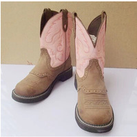 New 2014 Western cowboy boots for women
