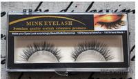 Horse hair false eyelashes nude makeup natural eye makeup eye tail slightly long section of a large eyelashes HR05 free shipping