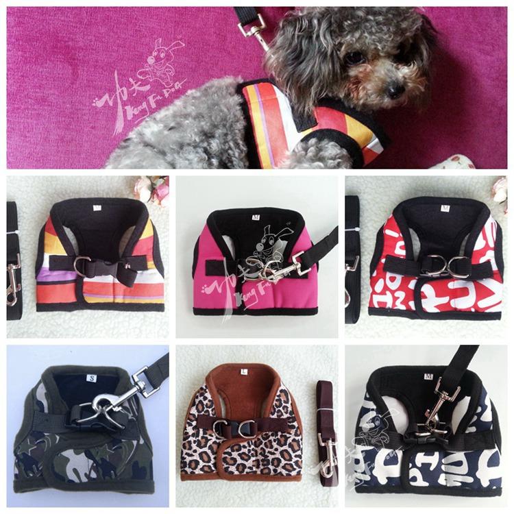Kung Fu Dog brand new free shipping dog harnes(China (Mainland))