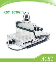 Free shipping CNC machine 4030Z-S engraving machine 3 axis 800w  Carving Machine Engraver Drilling Milling Machine