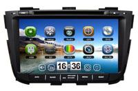 "8""Car dvd player for Kia Sorento 2013 GPS Navigation,Bluetooth,Radio,Ipod,TV,3G USB Host,Free sd card with GPS map,Free shipping"