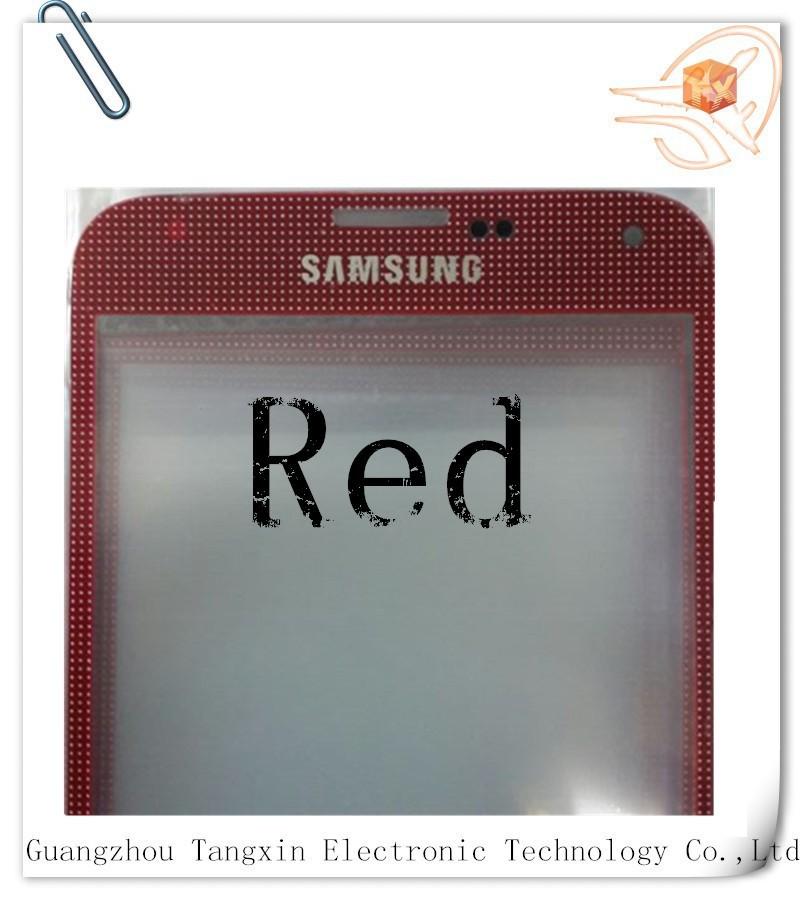 dieci colori ingrosso esterno lcd schermo di vetro lente copre la sostituzione parti per samsung galaxy s5 VI i9600