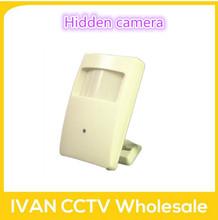 720p IP Security Motion Sensor Covert Camera Support Audio Recorder/Intelligent Video Analytics (IVA)/Smartphone Monitoring