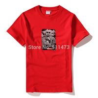 2014 new  hip hop men 20th Anniversary Taxi driver Robert De Niro tshirt short sleeve 100% cotton tee