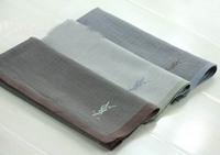 New Arrival 3pcs/lot High Quality handkerchief men  business handkerchief 100% cotton pocket squares gentlemen 44*44cm soft