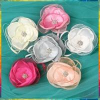 Baby headband Faixas cabelo bebes Edge Flower hairband Girls Headwear Kids accessories para cabelo #2F0096 10pcs/lot