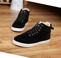 Promotion New arrival  2015 Fashion men winter Flats men casual shoes sneaker female gommini loafers man sneaker&Flats