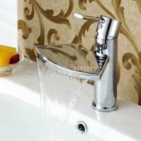 Large spout bathroom wathroom basin sink Mixer Tap 2013  XP-012