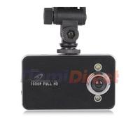 "100% Original NOVATEK Chipset 1080P Car DVR Full HD Camera 2.7"" LED Night Vision Vehicle Video Recorder K6000 Car Camera"