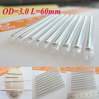OD3.0mm L=60mm High Quality Fiber Optic Fusion Splice Protection Sleeves,SUS304, -500pcs wholesales
