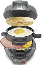 2014 notícias máquina de pequeno almoço sanduíche EURO-OULET panelas cozinhe ferramenta feliz natal(China (Mainland))